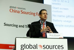 Professor Neale O'Connor China Sourcing Academy