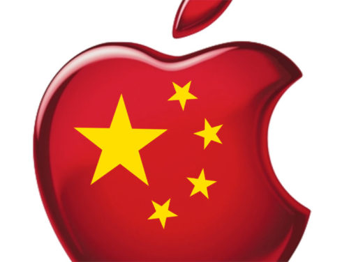 Apple Supply Chain Management in China