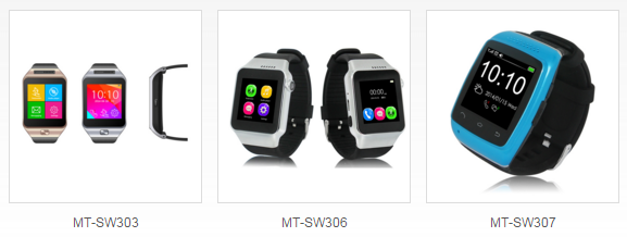 Smart Watches From China