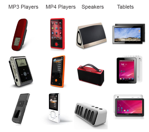Mp3 Mp4 Manufacturer China