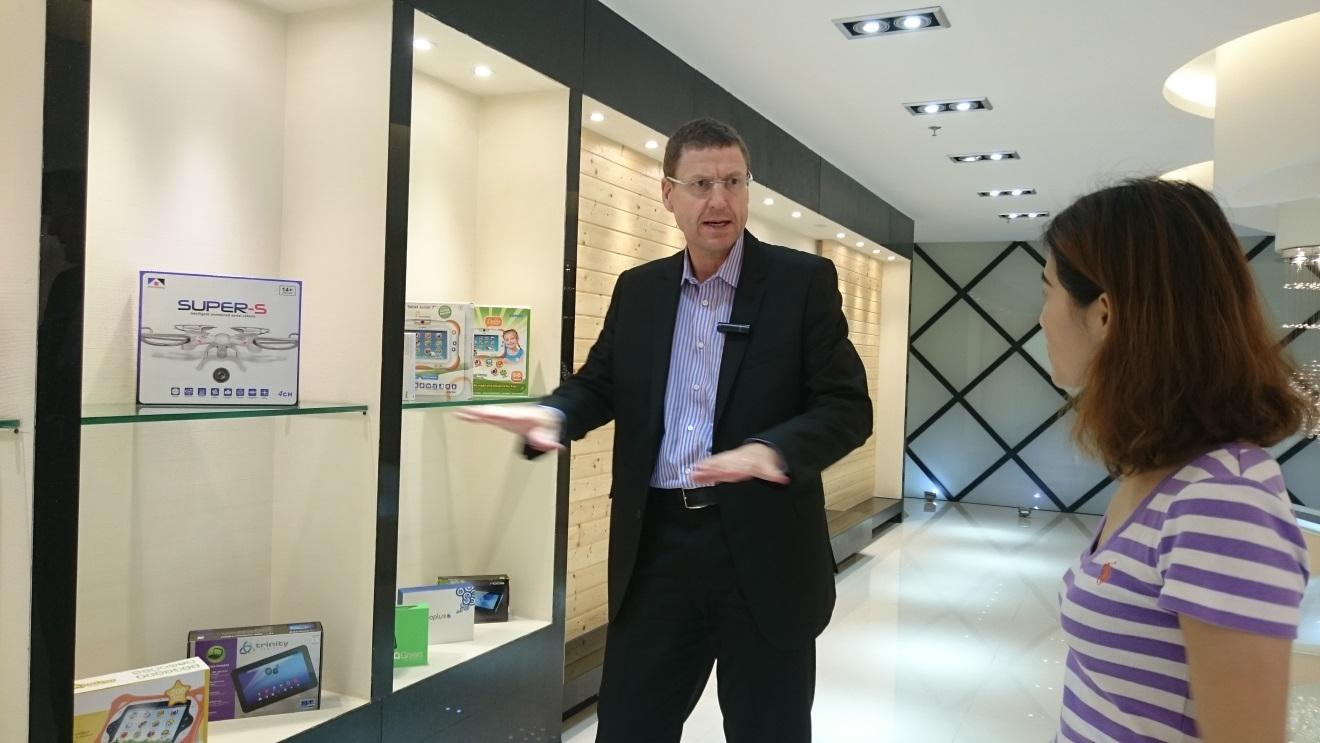 Major Tablet Manufacturer China - By Dr. Neale O Connor